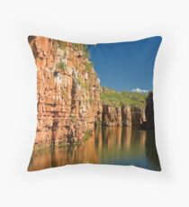 Berkely River, The Kimberley Throw Pillow