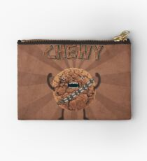 Chewy Chocolate Cookie Wookiee Studio Pouch