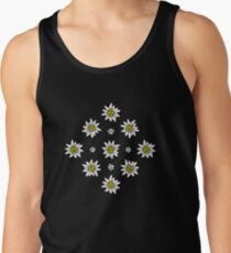 ALPS EDELWEISS ON ROSE, BY SUBGIRL Tank Top