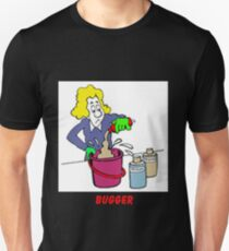 Mixing Chemicals the Rodney BUGGER way Unisex T-Shirt