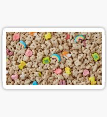 Lucky Charms Sticker