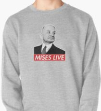 Mises Live Pullover
