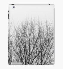"""Black Trees"" iPad Case/Skin"