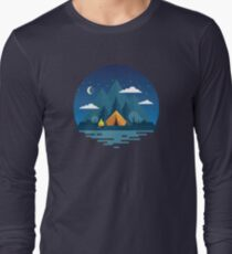 Let The Adventure Begins Long Sleeve T-Shirt