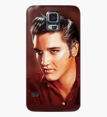 Elvis Presley Illustration The all time greatest hits. Case/Skin for Samsung Galaxy