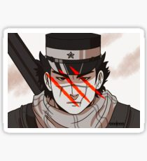 Sugimoto Sticker