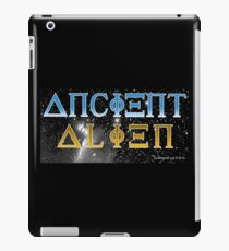 Ancient Alien iPad Case/Skin