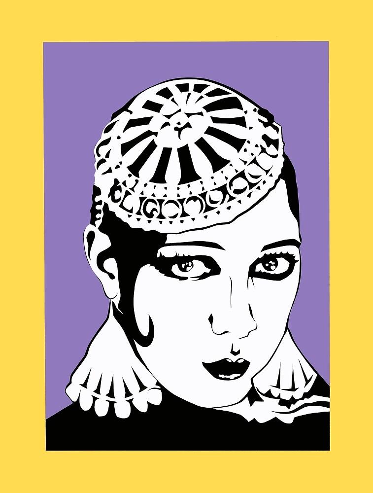 Josephine Baker by Richard Ackoon