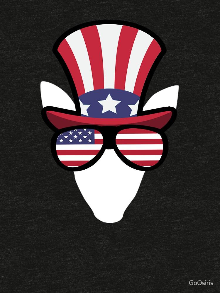 Elk Happy 4th Of July de GoOsiris