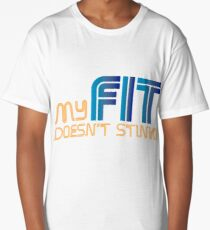 My FIT Doesn't Stink! Long T-Shirt