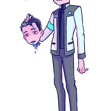 Detroit Become Human RK900 Mission Success by raaawrbin