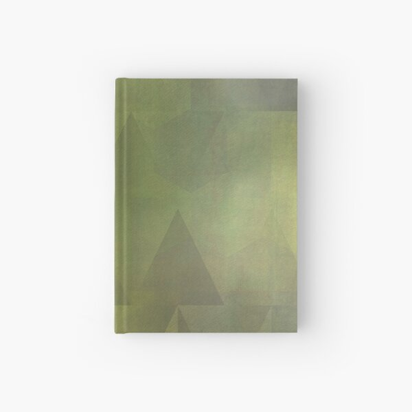 Misty Mountain Morning Hardcover Journal