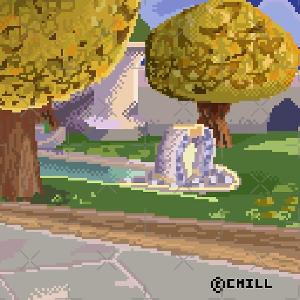 Autumn Plains (Spyro 2) by thechillmethod