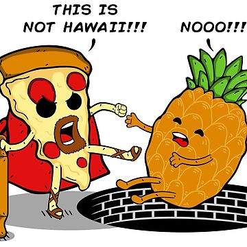 This is not hawaii! by NinoMelon