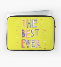 the BEST EVER Laptop Sleeve