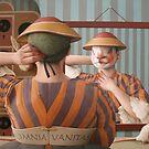Vanitas by janelewisartist