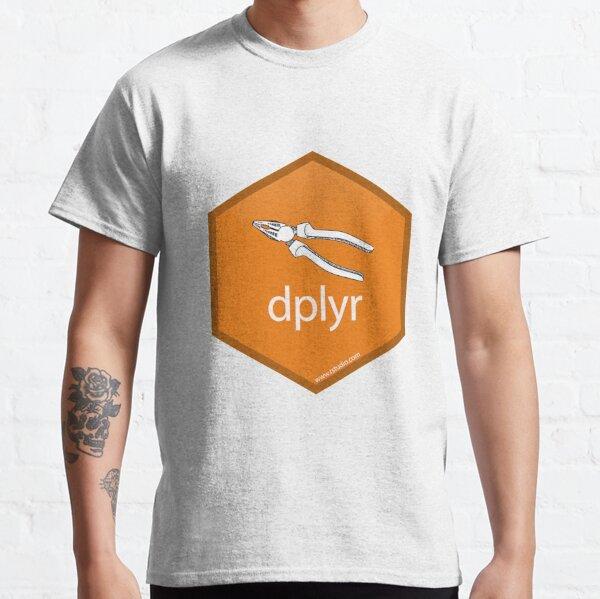 dplyr -- tidyverse library Classic T-Shirt