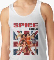 Spice girls merch Tank Top