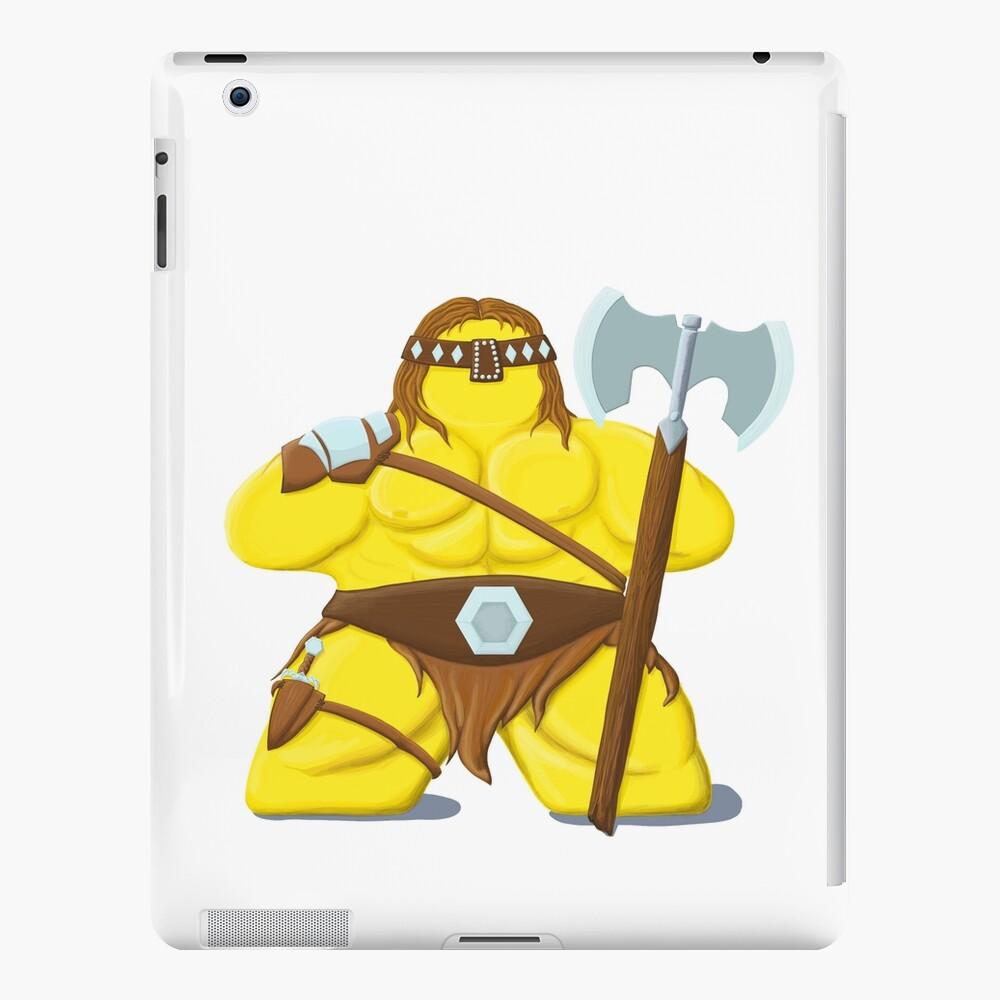 Barbeeple iPad Case & Skin