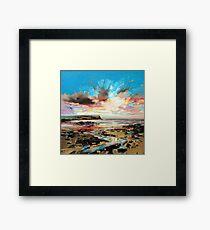 Beach at Loch Brittle Framed Print