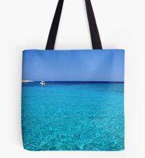 GREEK LAGOON, ASTYPALAIA Tote Bag