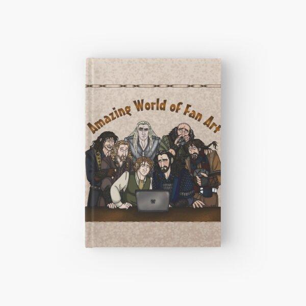 Amazing World Notizbuch