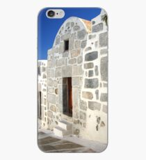 AN ALLEY IN CHORA, ASTYPALAIA iPhone Case