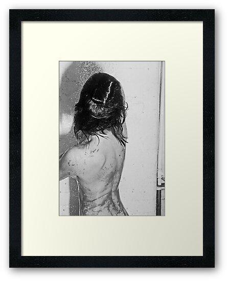 not the shower scene from pycho by Juilee  Pryor