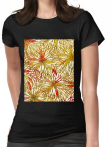 Heat Stroke Womens Fitted T-Shirt