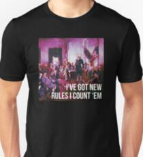 Founding Fathers New Rules Unisex T-Shirt