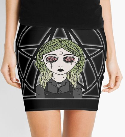 Out of Sight Mini Skirt