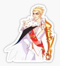 The Arcana: Lucio Sticker