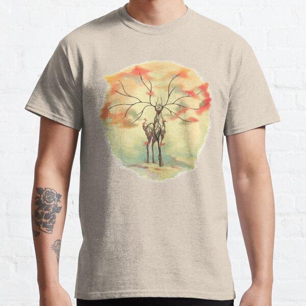 Essence of Nature - A Deer's Echo Classic T-Shirt