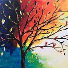 Tree of Joy! by Megan Cox