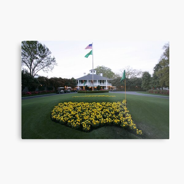 Augusta National Golf Club Metal Print