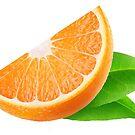 Orange piece by 6hands