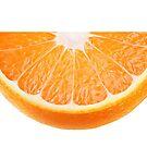 Orange slice by 6hands