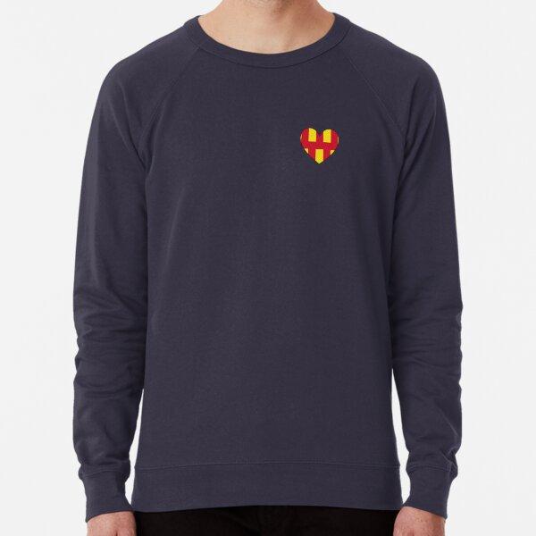 Northumberland heart  -small Lightweight Sweatshirt