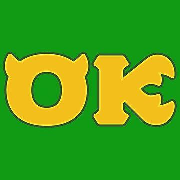 Oozma Kappa (Monsters U) by expandable