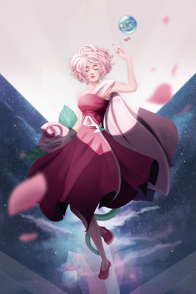 PINK DIAMOND by elaesme