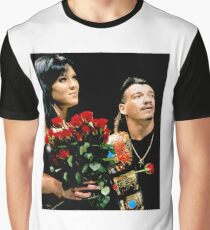 Chyna X Eddie Graphic T-Shirt