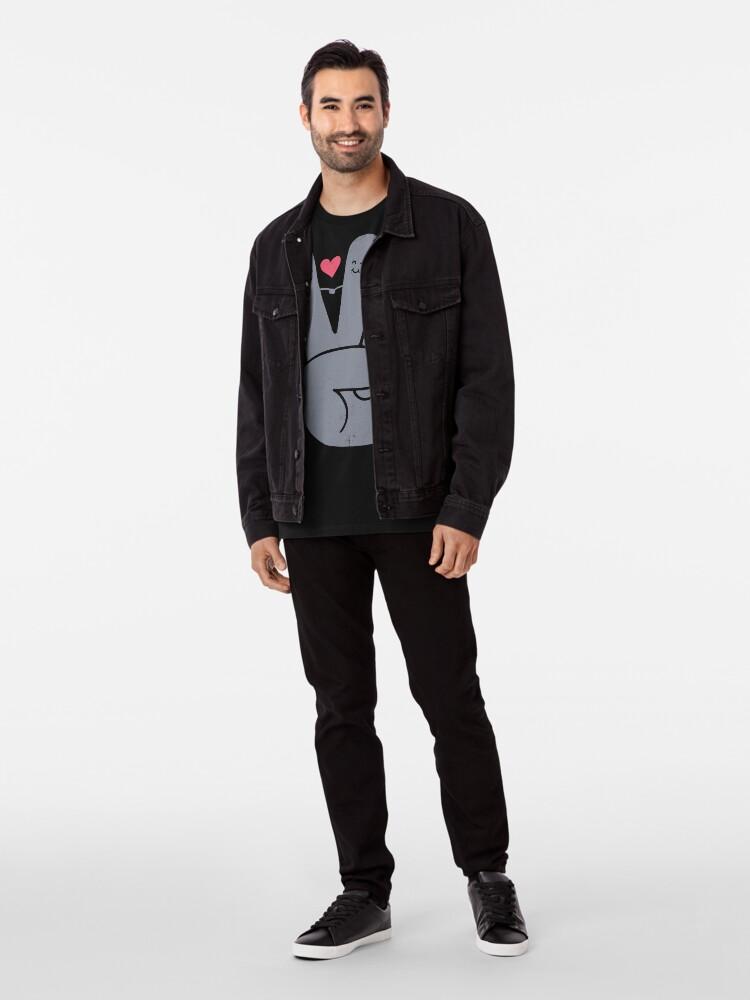 Alternative Ansicht von Frieden Liebe Premium T-Shirt