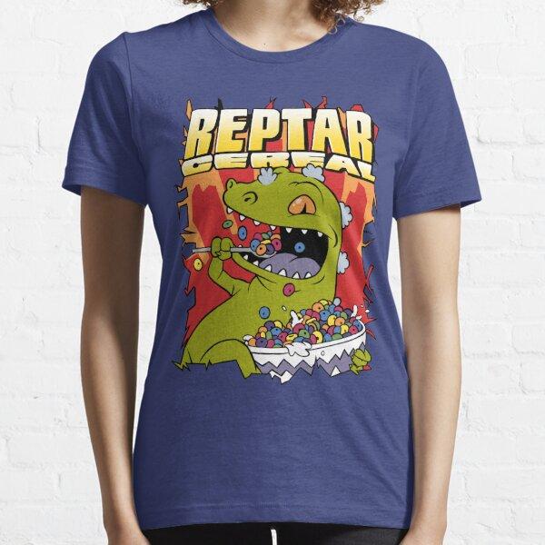 Reptar Cereal - T-shirt de t-shirts de Razmoket T-shirt essentiel
