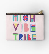 High Vibe Tribe Studio Pouch