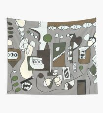 ENGINEERING Wall Tapestry