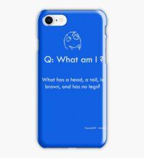 Riddle #6 iPhone Case/Skin
