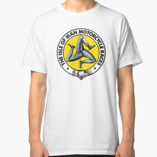 Isle of Man Motorcycle Races Classic T-Shirt