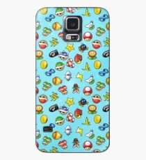 Mario Kart 8 Items Pattern Case/Skin for Samsung Galaxy