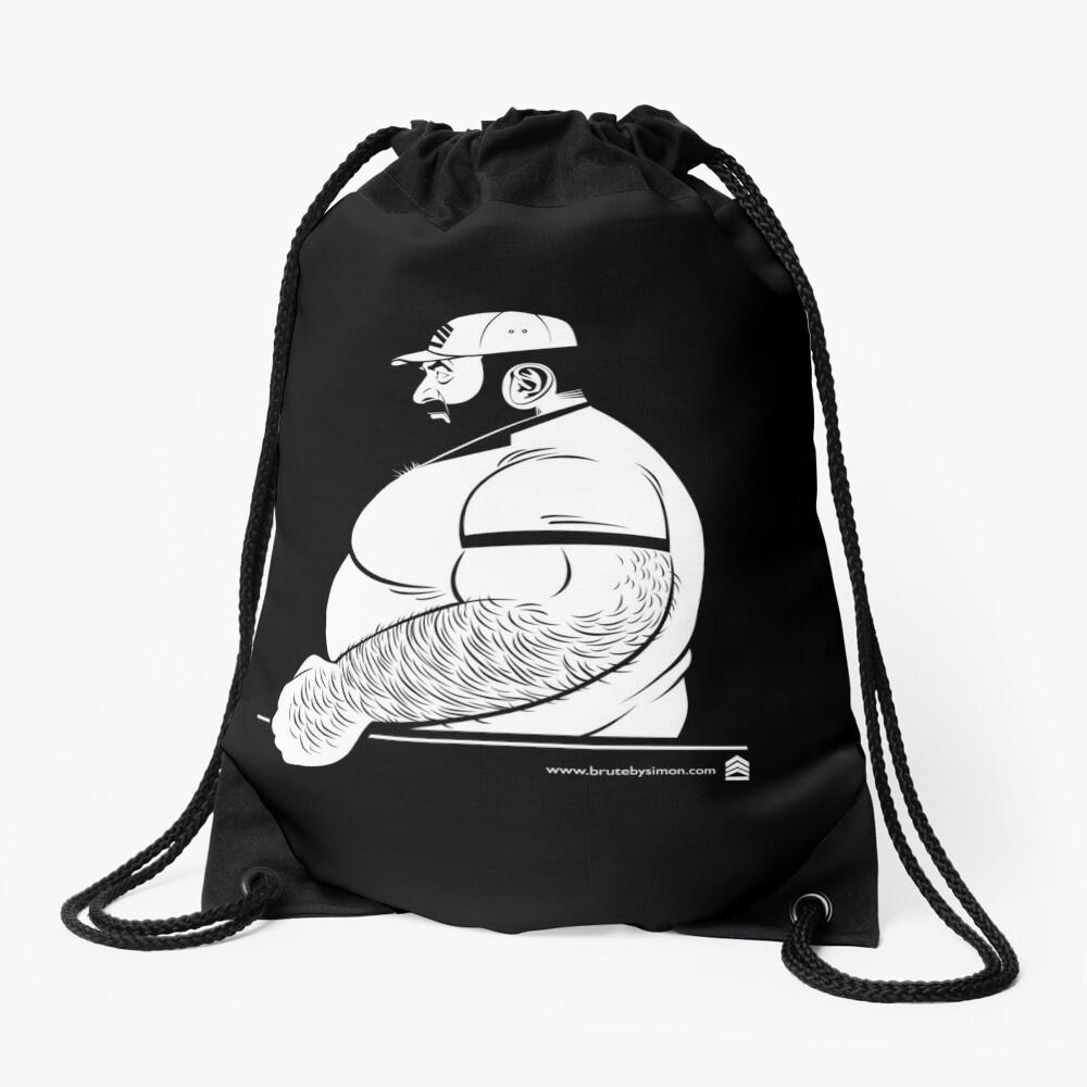 Brute Classic Drawstring Bag