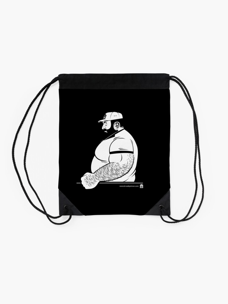 Alternate view of Brute Classic Drawstring Bag